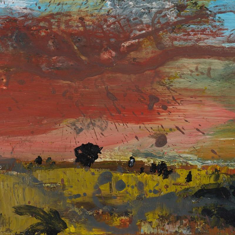 Blood Red Sunset, Jindabyne
