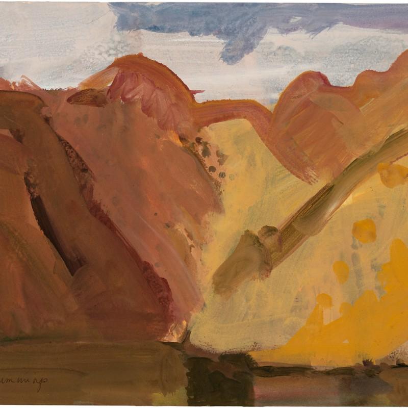 Aroona Dam, Flinders