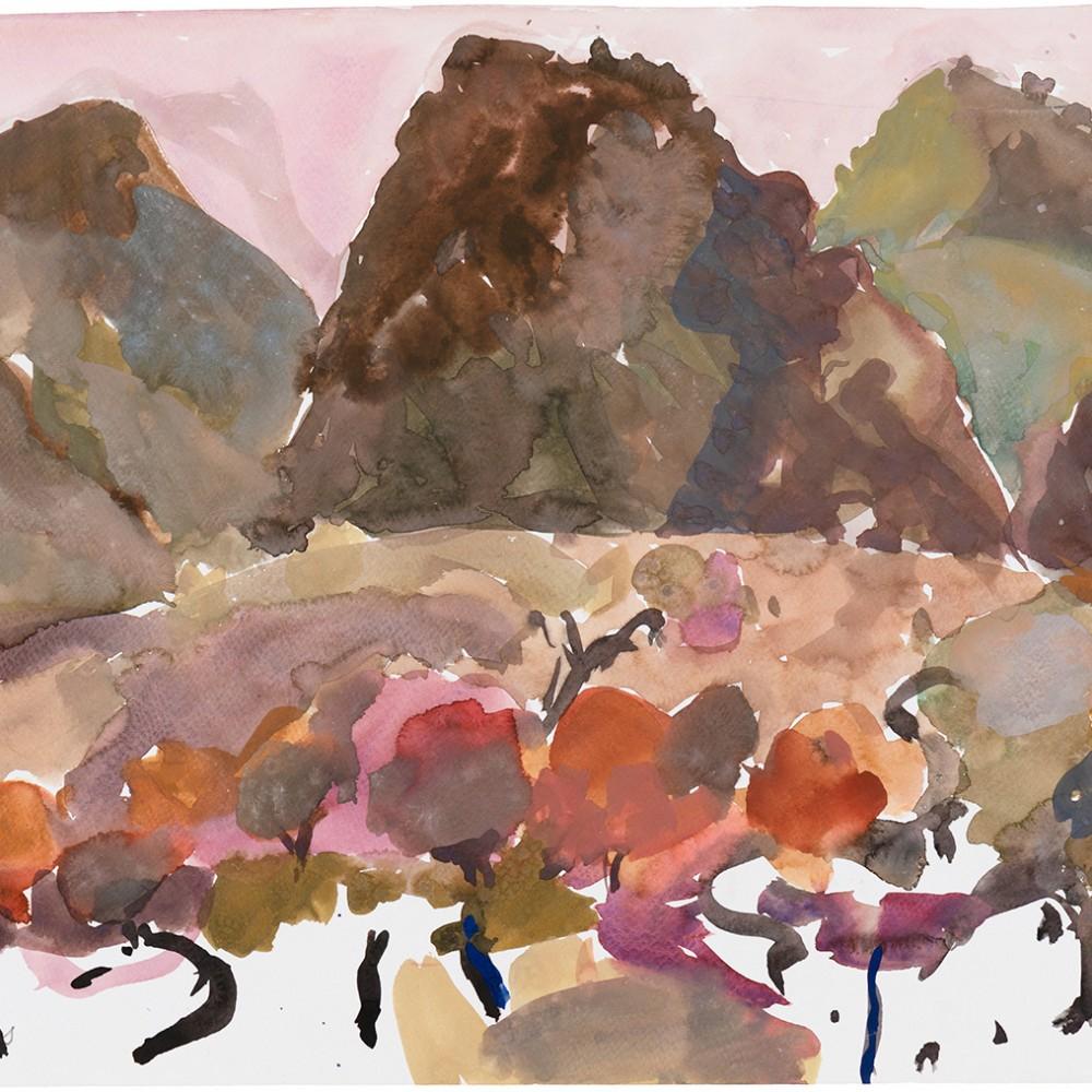 Elisabeth Cummings, 2003, Flinders