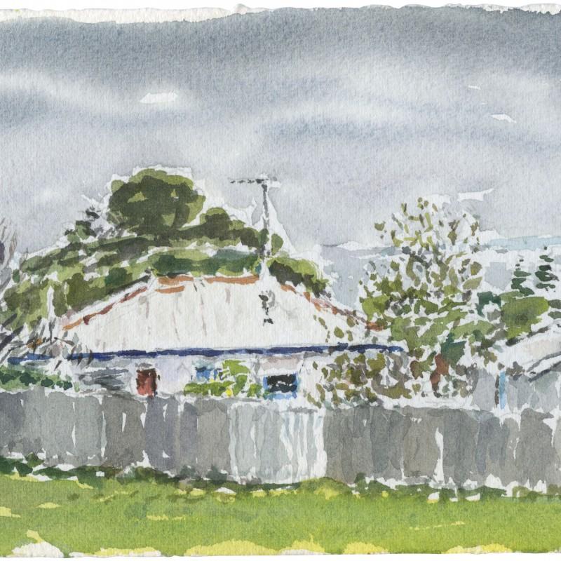 Backyard Fence, Kingscote, Kangaroo Island